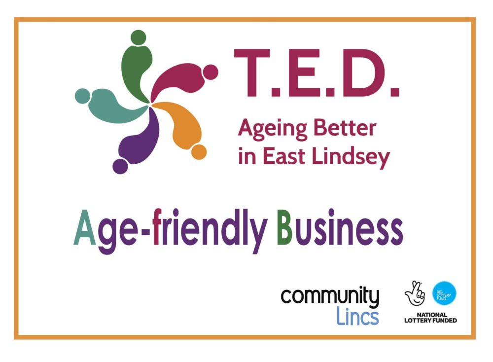 TED Age Friendly Business