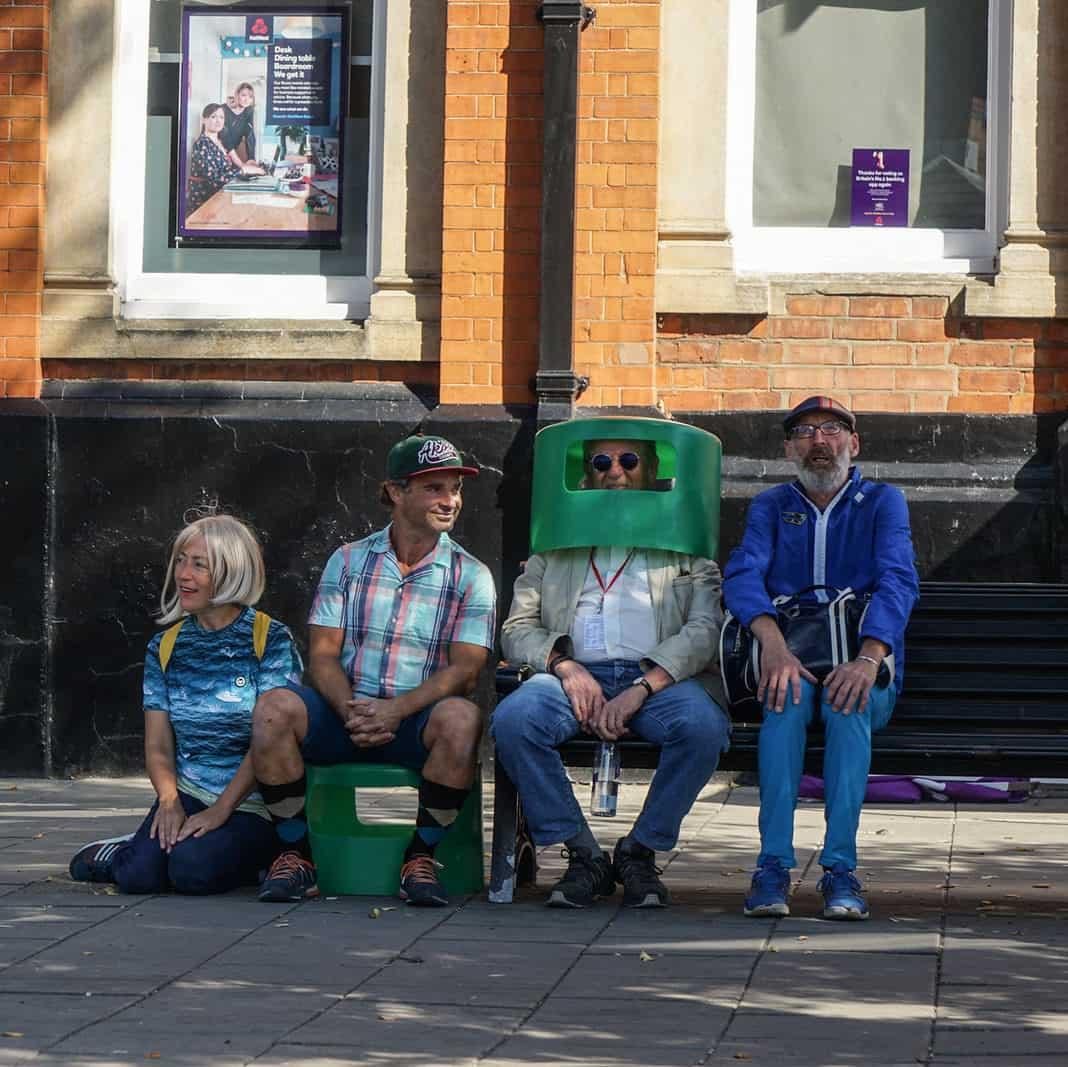 The Murphy Effect, 1Watt, SO Festival 2018, Skegness, Lincolnshire