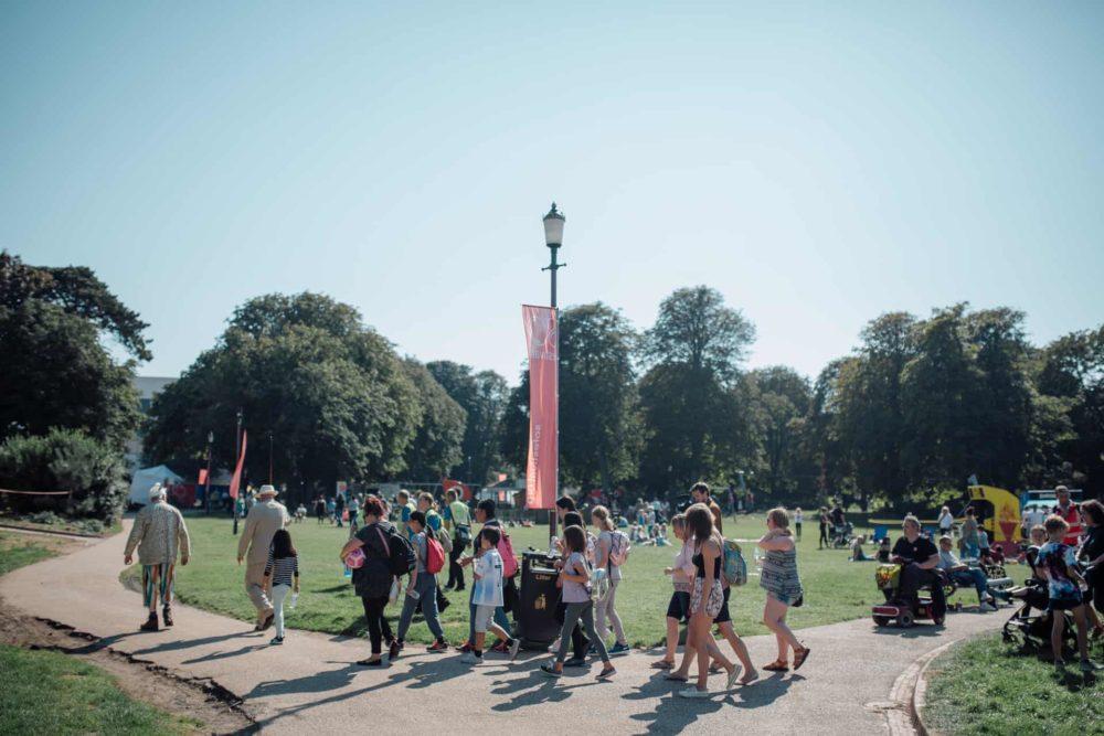 The SOuvenir Walk, Desperate Men, SO Festival 2018, Skegness, Lincolnshire