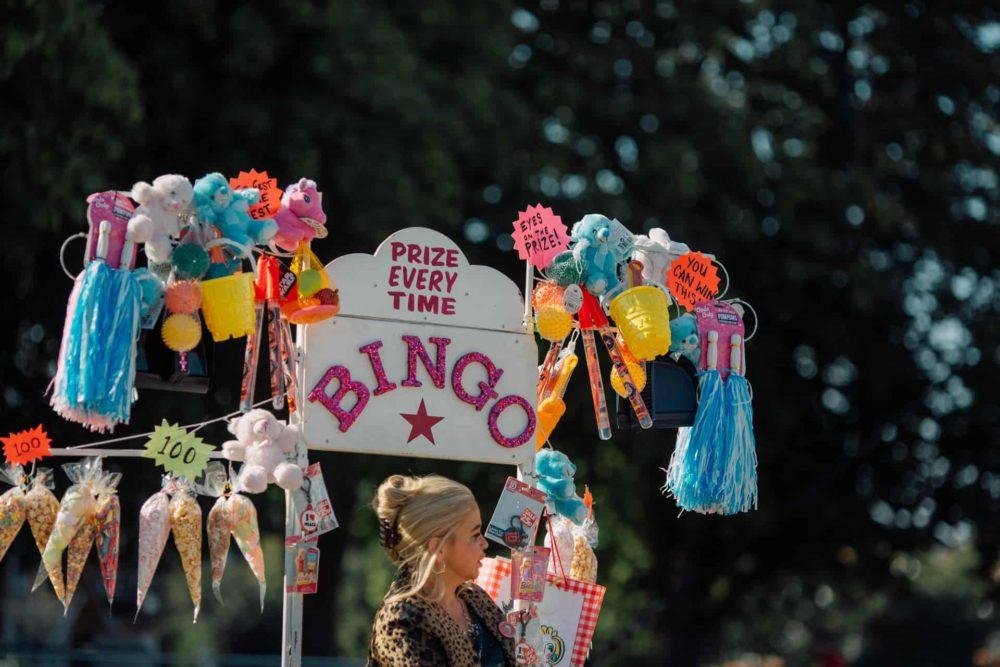 Bingo Lingo - Wild N Beets, SO Festival 2018. Skegness, Lincolnshire