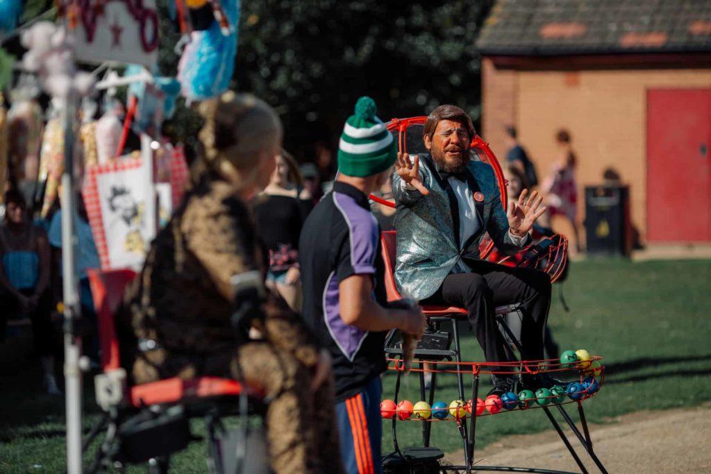 Bingo Lingo - Wild N Beets, SO Festival 2018, Skegness, Lincolnshire