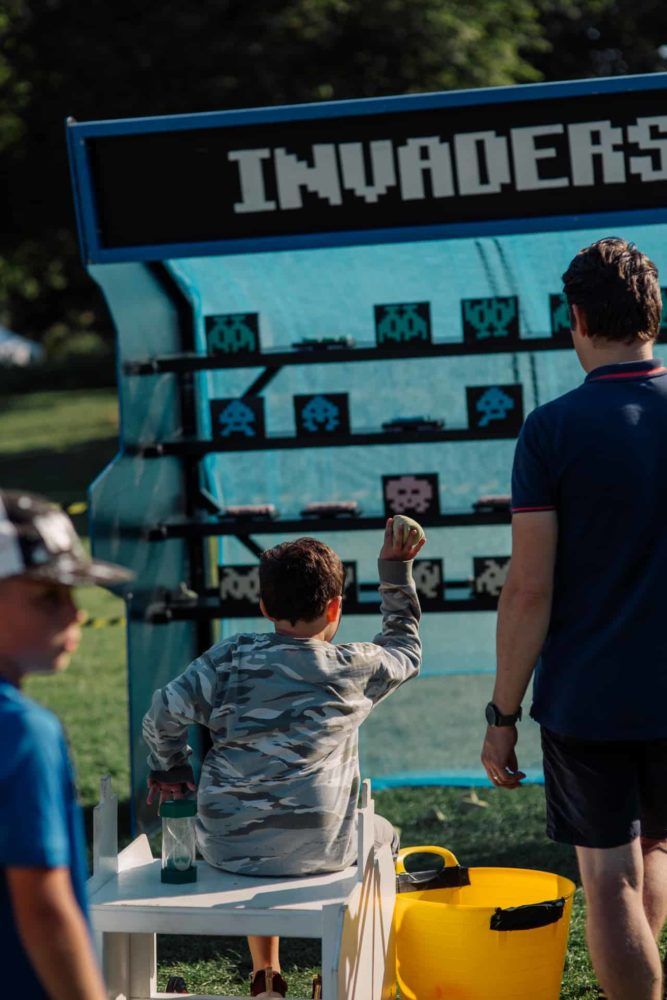 The Actual Reality Arcade - Matthew Harrison SO Festival 2018, Skegness, Lincolnshire