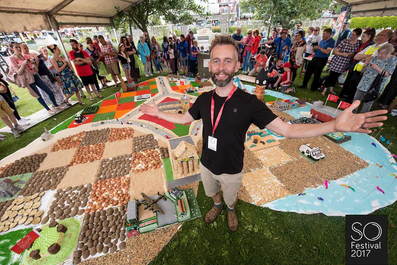 SO Cake Fest - Simon Preston, SO Festival 2017
