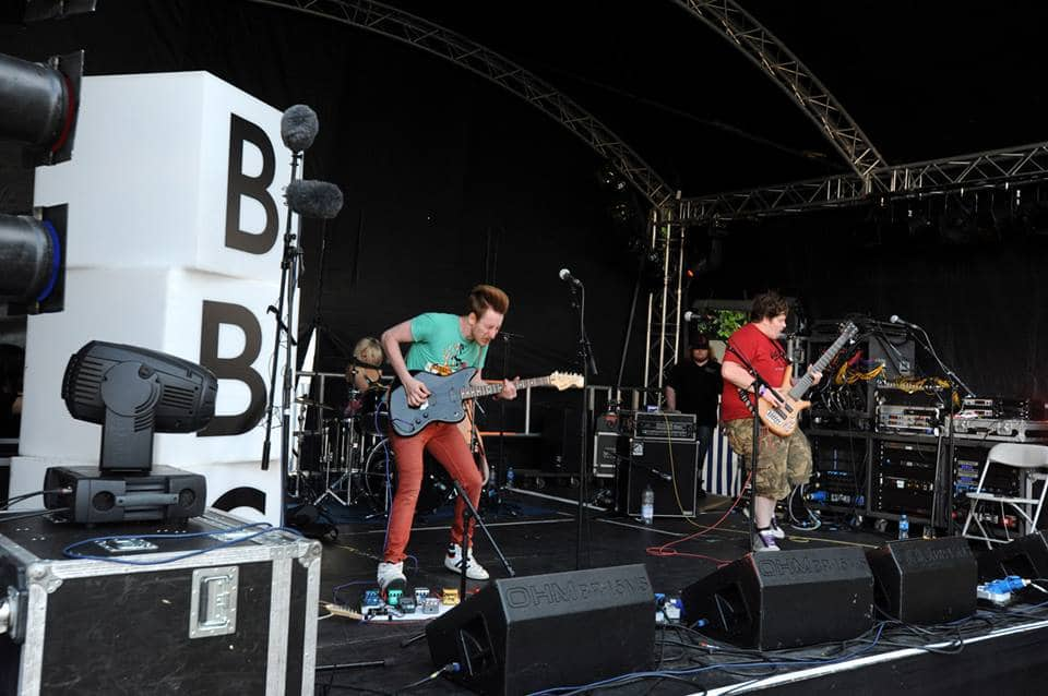 BBC Introducing - SO Festival 2013
