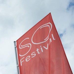 SO Festival flag