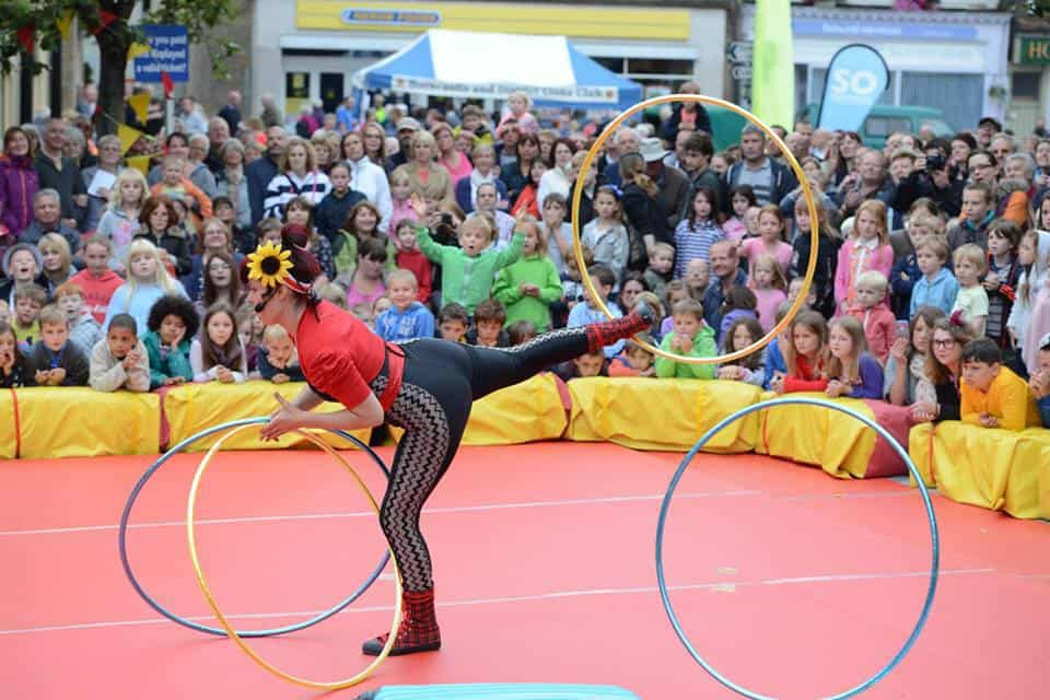 Flame Oz Circus Workshop SO Festival 2014