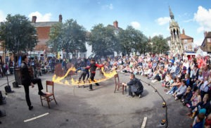 Horncastle---South-Paw-Dance-company-impress-Horncastle-crowd