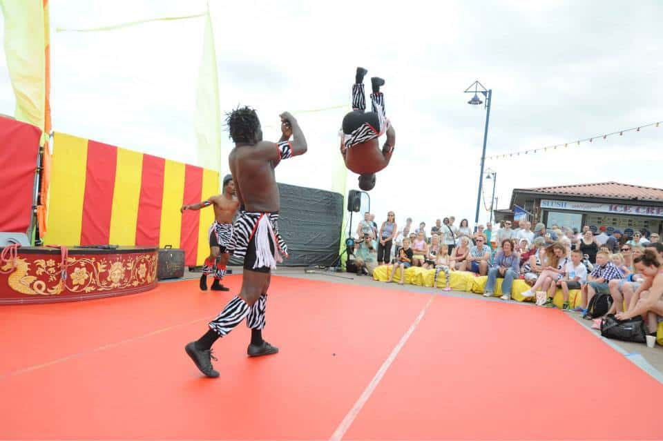 Let's Circus at SO Festival 2014