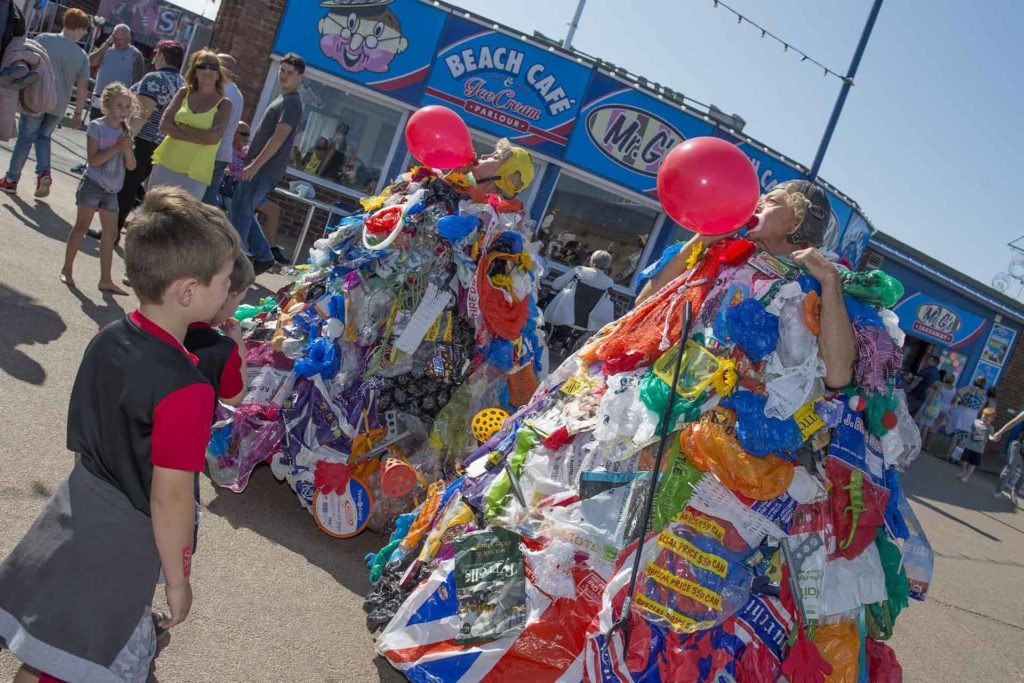 Willy & Wally - Cocoloco SO Festival 2018, Mablethorpe, Lincolnshire