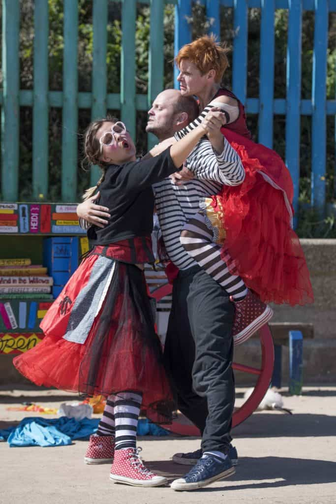 The Bookworms - Rhubarb Theatre, SO Festival 2018, Mablethorpe, Lincolnshire
