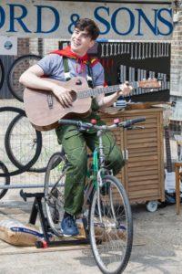 Helen Eastman - Bicycle Boy