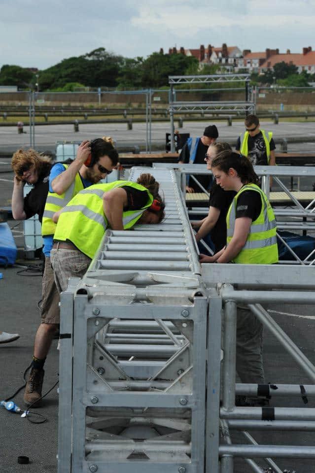 production crew 2012